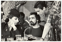 Liza with Martin Scorsese and Robert Dinero