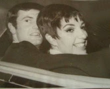 Liza with her ex husband and long time friend, Peter Allen