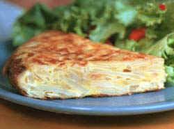 Tortilla01 - Receita Básica de Tortilla de Batata