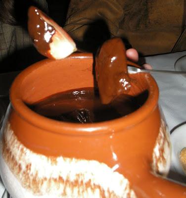 Materhorn chocolate - Fondues do Matterhorn Campos do Jordão