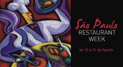 banner sao paulo - >Restaurant Week - Prepare-se para desfilar!