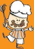 cozinheiro mirim - Sorvete de Morangos Caseiro