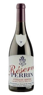 Moderna Perrin+R%C3%A9serve+Rouge+06 - >Escolha o vinho certo para a sua mãe