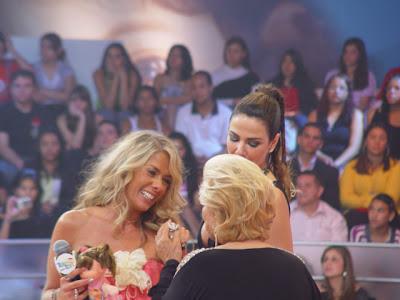 Adriane+Galisteu Luciana+Gimenez+e+Hebe - >Teleton 2009 no Twitter