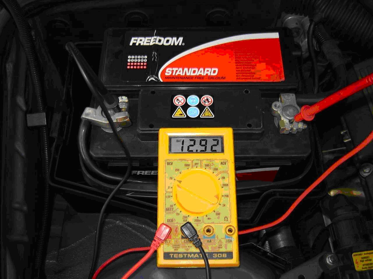 Electricidad Automotriz Aprendiendo A Medir Con El Multimetro O Tester