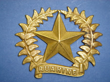 The Ruahine Tramping Club Badge