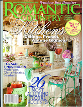Romantic Country Magazine Summer 2009