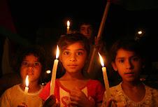 أضيئوا ليل غزة