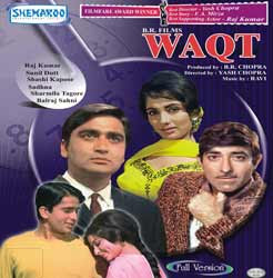 old hindi songs waqt 1965