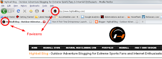 Favicon on Blogger Blog