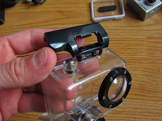 GoPro HD Case Clamp
