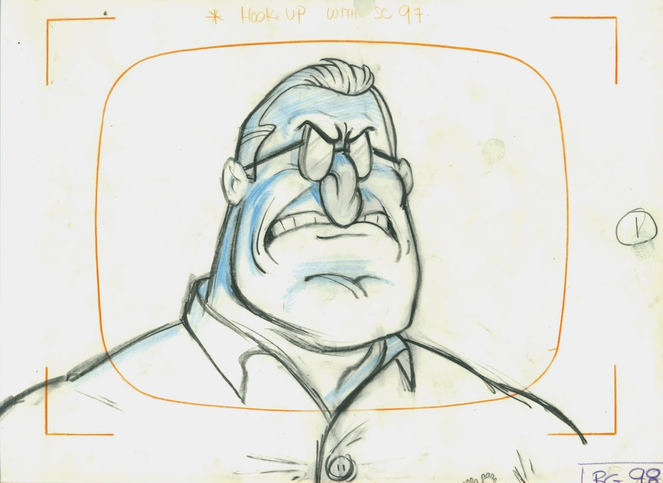 Ren & Stimpy Layouts