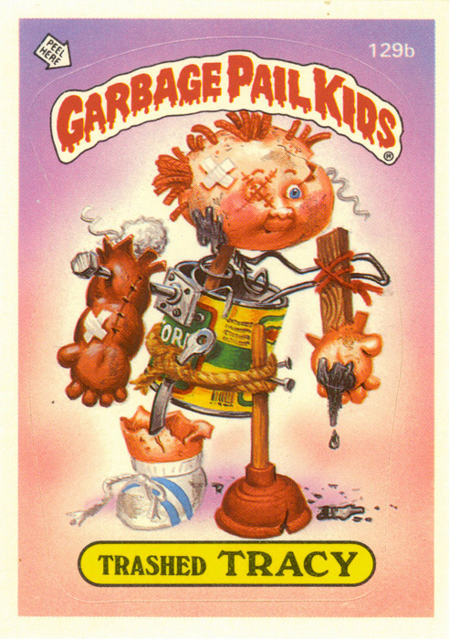 Garbage Pail Kids (Part 1)