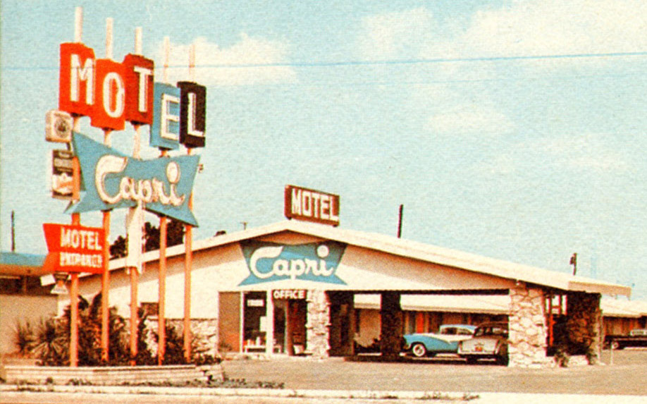 Vintage Motel 29