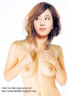nude jolin fakes tsai
