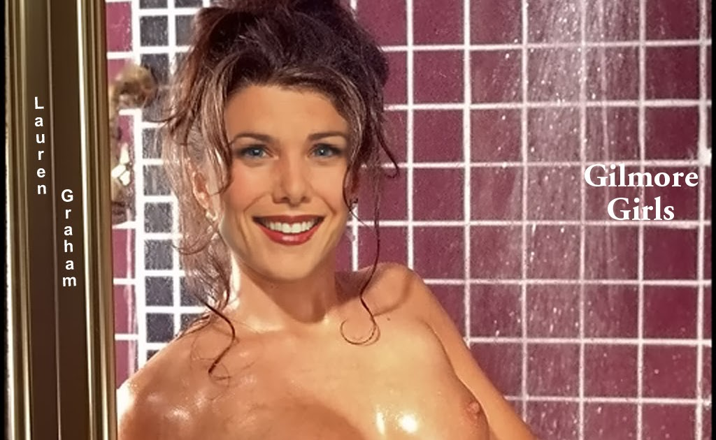 Lauren Graham Fake Nude 11