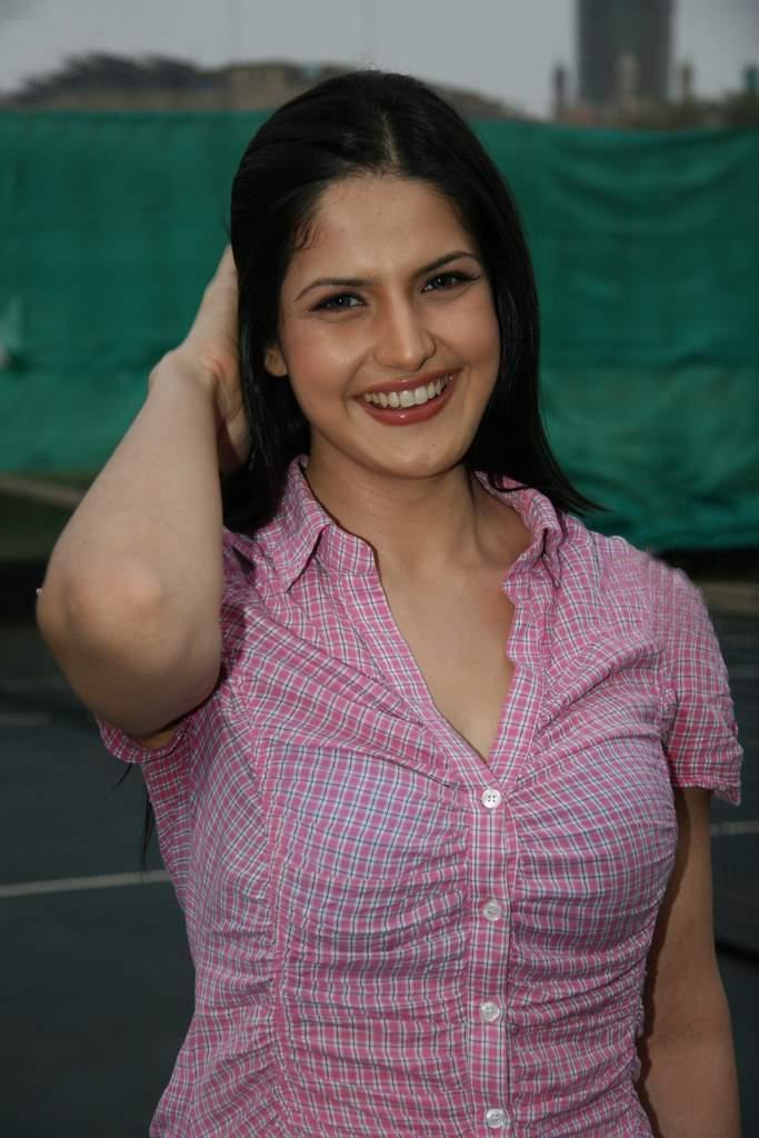 Actress  Actors Zarine Khan Hot Pics  Profile