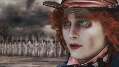 Alice in Wonderland Superbowl Trailer