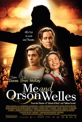 Zac Efron in Me and Orson Welles