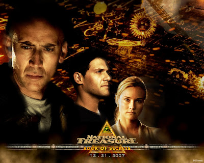 National Treasure 2 - Best Movies 2007