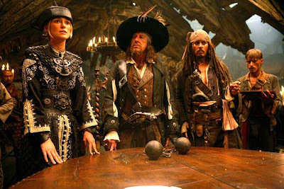 Pirates of the Caribbean 3 - Best Movies 2007