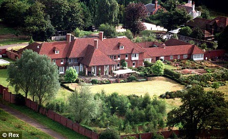 The Tragic Fall Of The Former House Of York Sunninghill Park