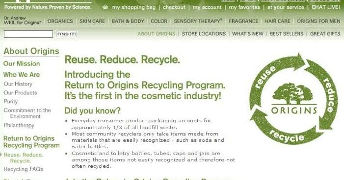 The Lemon Lady Foundation How to recycle makeup and other empty