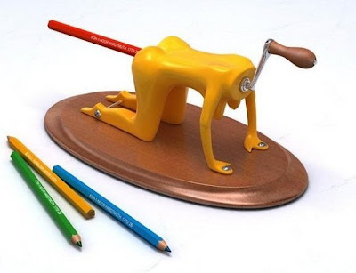 IRS Pencil Sharpener