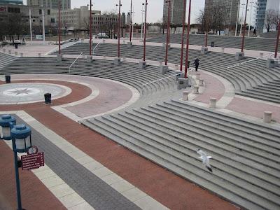 Penn's Landing Plaza