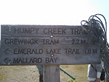 humpy creek
