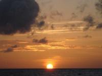 dumaguete's sunrise