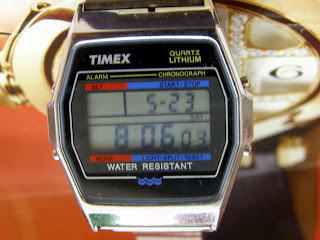 Jack S Treasure Chest Of Time Pieces Vintage Timex Lcd