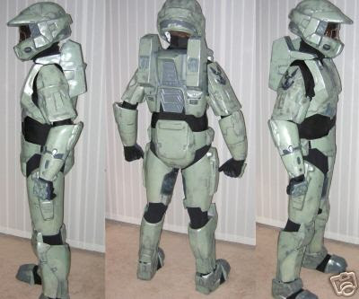 halo 3 armor. Another Halo 3 Master Chief