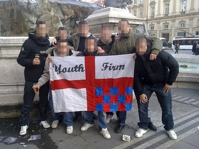 The London firm: Youth Firm(Casuals FCB)