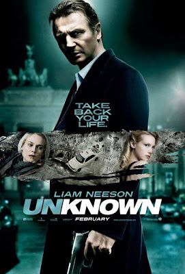 Póster de la película Unknown