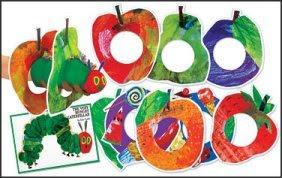 Teaching & Learning Spanish: La oruga muy hambrienta - food and ...