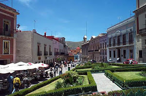 Guanajuato--city center