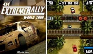 juegos para celulares muchas resoluciones parte 2 4x4+Extreme+Rally