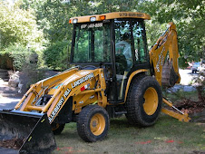Ask About Backhoe Work Today!