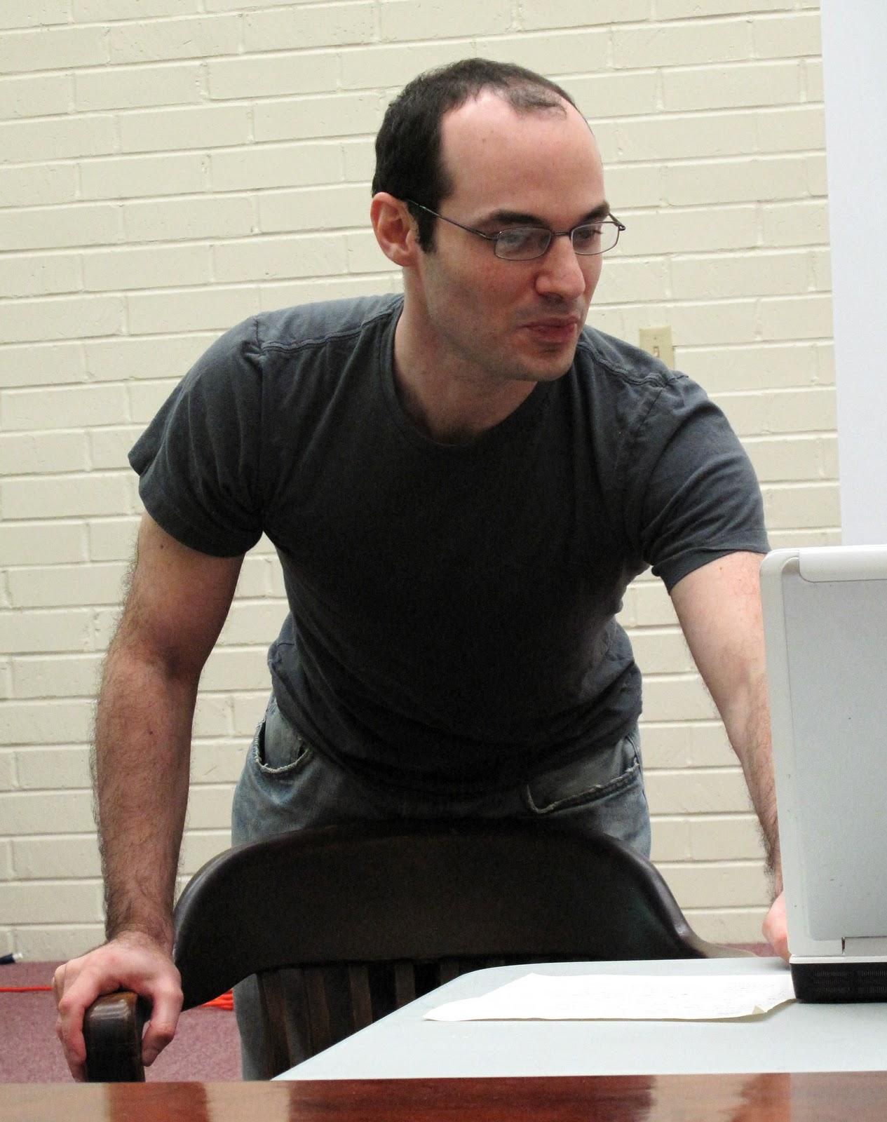 Greg Shahade