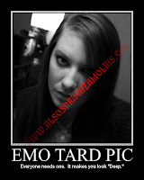 Emo Tard Pic