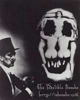 Salvador Dali crazy cranium