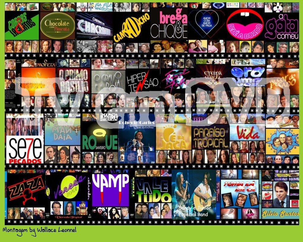 TV em DVD. A sua TV no seu DVD!