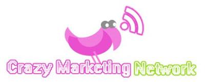 Logo Crazy Marketing Network