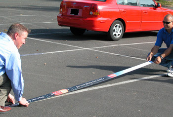 Parking Stripe