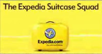 The Expedia Suitcase Squad