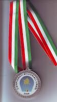 medaglia del campionato