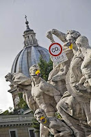 Social guerrilla a Roma