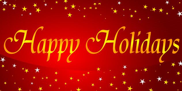 Happy Holiays