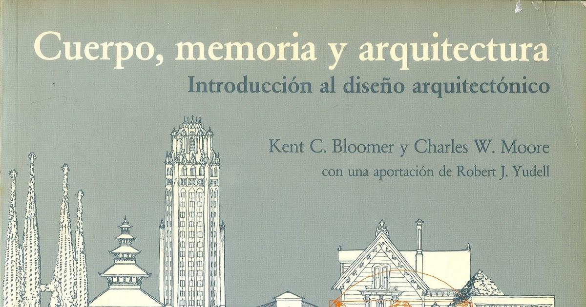 Novedades Biblioteca Rhc Cuerpo Memoria Y Arquitectura